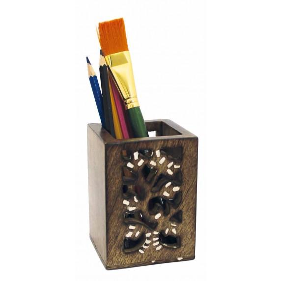 pot crayon bois commerce equitable