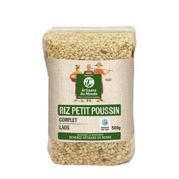 riz petit poussin commerce equitable