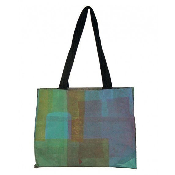 SAC CABAS RECYCLE TUKA
