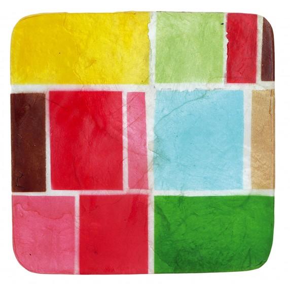 Sous-verre Mondrian