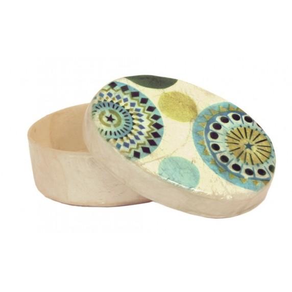 Boîte ovale Mabuhay