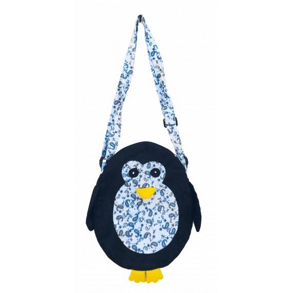 sac bandoulière pingouin