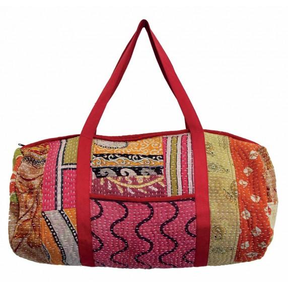 sac de sport coton recycle equitable