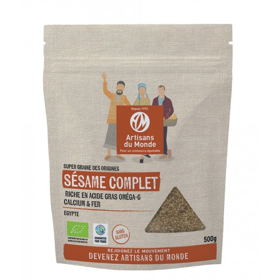 sesame complet bio equitable