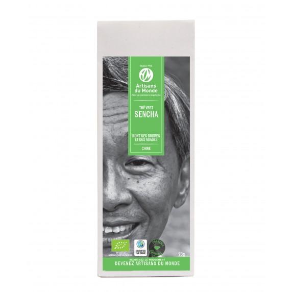 thé vert bio equitable sencha