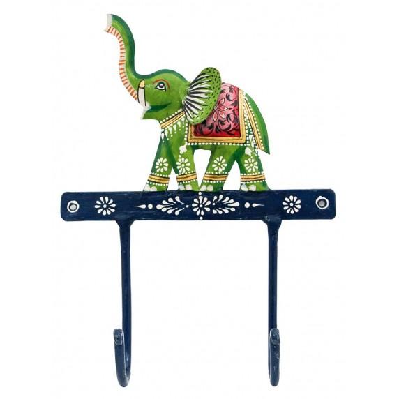 PORTE-MANTEAU ELEPHANT BOHEME