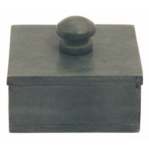 Boîte carrée Pierra