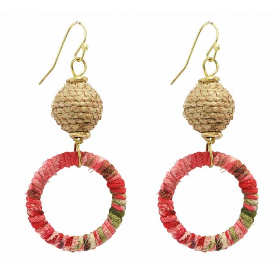 boucles jute recycle equitable