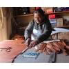 fabrication sac cuir